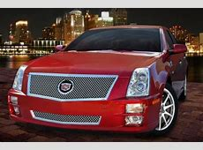 E&G Classics Cadillac STS XLR Grille Wing Body Kit Exhaust