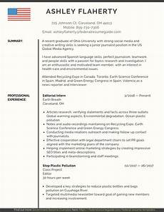 Resume Samples For Government Jobs Entry Level Federal Resume Sample Federal Resume Guide