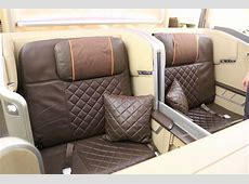 Singapore Airlines First Class Review 777   Over The Moon