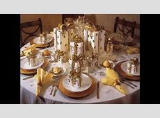 Easy Christmas dinner party ideas   YouTube