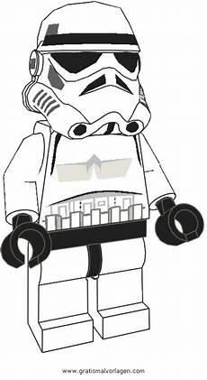 Lego Wars Malvorlagen Lego Wars 02 Gratis Malvorlage In Comic