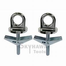 2 pc universal truck bed anchor points tie hooks