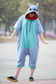 stitch onesie disney pajamas 4kigurumi