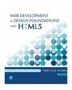 Web Development Design Foundations With Html5 Web Development And Design Foundations With Html5 Pod