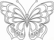 Malvorlagen Schmetterlinge Schmetterling Malvorlage 04 Ausmalbilder Schmetterling
