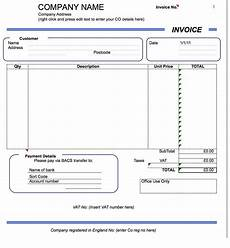 Vat Bill Format In Excel Free Value Added Tax Vat Invoice Template Pdf Word