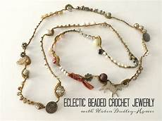eclectic beaded crochet jewelry early registration just