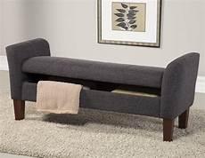sofa storage bench rustic storage bench console entryway