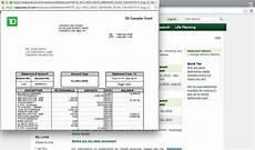 Td Bank Statements How Do I Verify My Td Banking Wealthsimple