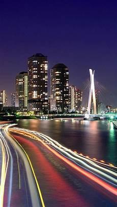 Iphone Wallpaper City by City Lights Iphone Wallpaper Wallpapersafari