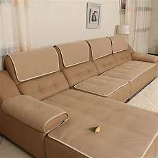 Sofa Seat Slipcover 3d Image by High Quality Leather Sofa Cushion Sofa Cover Summer Chair