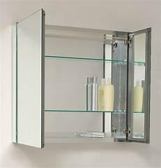 30 quot wide mirrored bathroom medicine cabinet