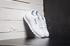 Reebok Classic White Light Grey Reebok Classic Leather White Light Grey Footshop