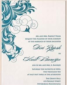 contoh surat undangan wedding bahasa inggris contoh isi