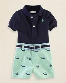 ralph childrenswear infant boys polo schiffli