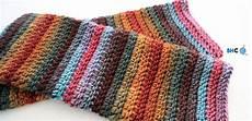 beginner crochet leg warmers tutorial and free pattern