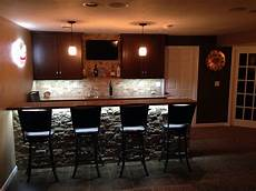 Under Bar Led Lighting Basement Bar Love The Under Bar Lighting Now House In