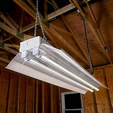 How To Install Ceiling Light In Old House Led Lights For Your Workshop The Family Handyman