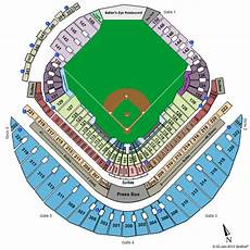 Rays Seating Chart Tropicana Field Tampa Bay Rays Tropicana Field