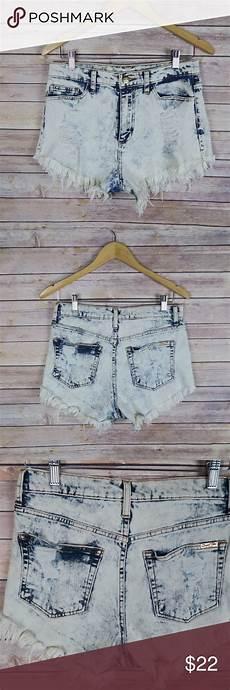 Sneak Peek Shorts Size Chart Sold High Waisted Denim Shorts High Waisted Shorts Denim