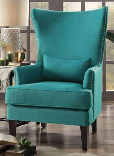 teal accent chairs homelegance avina teal accent chair avina collection 7
