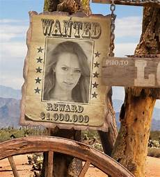 Wanted Poster Maker Create Your Own Wanted Poster With Wanted Poster Generator