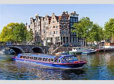 Two Night Amsterdam Break with Guided City Tour and Canal