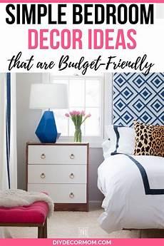 simple bedroom decorating ideas simple bedroom decorating ideas 16 genius ideas to use