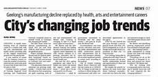 Career Development Articles Geelong Region Learning Amp Employment Network Newspaper
