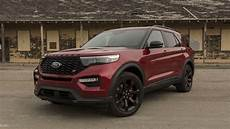 ford usa explorer 2020 2020 ford explorer st review a midsize suv with a focus