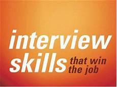 Interview Skills Career Development Effective Interview Skills Use The 3
