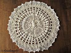 lostsentiments vintage crochet doily pattern venus