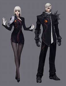 Aion Design Tiamat Chain Armor From Aion Character Outfits Anime