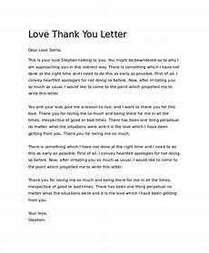 How To Thank Someone For Writing A Letter Of Recommendation Free 23 Sample Thank You Letter Templates In Pdf Ms