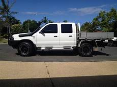 2004 Ford Courier Gl 4x4 Pg Car Sales Qld Gold Coast