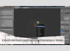 Best Free 3d animation software   Blender   YouTube