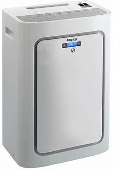 Red Light On Danby Air Conditioner Danby Dpac8kdb 8 000 Btu Portable Air Conditioner With