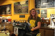Non Fast Food Jobs For 16 Year Olds Our Smiling Hostess Middle Way Cafe Buddhist Coffee Hous