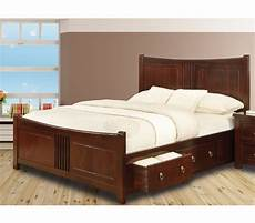 sweet dreams curlew cherry 4ft 6 wooden bed