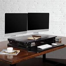 flexispot standing desk converter 35 quot width