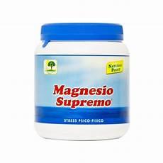 magnesia supremo magnesio supremo polvere 300 g farmasubito