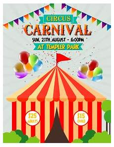 Free Carnival Poster Template 310 Carnival Customizable Design Templates Postermywall
