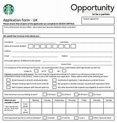 Restaurant Employment Application 13 Restaurant Application Templates Free Sample