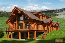 Log House Design Log Home Plans