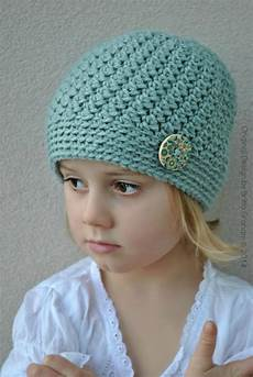 crochet hat pattern in toddler and