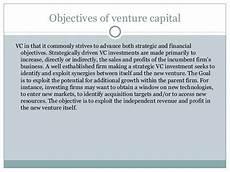 Venture Capital Resume Sample Venture Capital Resume Objective