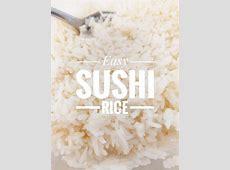 Sushi Rice?   Recipe in 2020   Sushi rice recipes