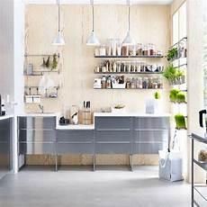 cucine con mensole 1001 idee per le cucine ikea praticit 224 qualit 224 ed