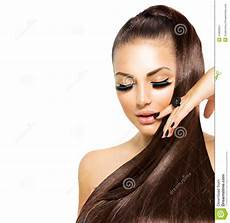 fashion girl with long hair image 31892954