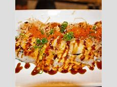 Dynamite Roll (MISO Out a site)   Miso Phat Sushi